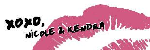 xoxo Niclole & Kendra